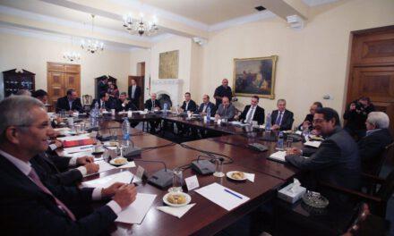 Επίσπευση του Εθνικού Συμβουλίου ζήτησε από τον Πρόεδρο Αναστασιάδη ο Γιώργος Περδίκης