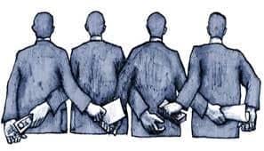 Καλπάζει η διαφθορά στην Κύπρο και η Κυβέρνηση κυνηγάει … ανεμόμυλους.