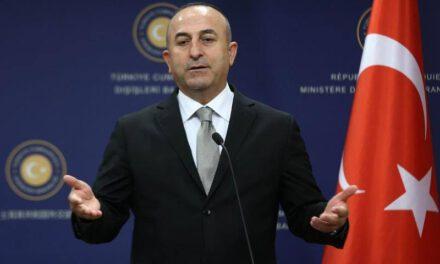 Νέες προκλητικές δηλώσεις Τσαβόσογλου: Η ανοχή τρέφει την τουρκική αδιαλλαξία.