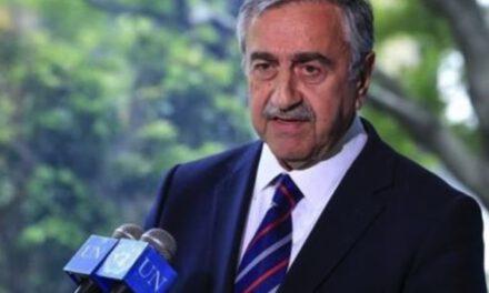 Καταδικάζουμε την ένταση και το πάθος της τουρκοκυπριακής ηγεσίας.