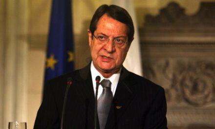 Ο Πρόεδρος Αναστασιάδης ομολογεί την αποτυχία του και προκαλεί.