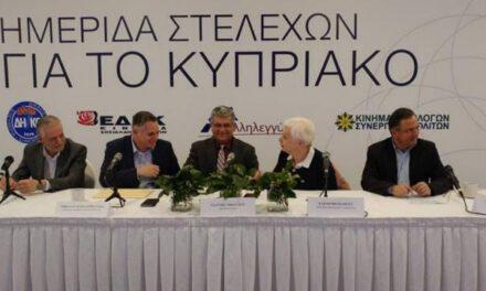 Ως Κίνημα Οικολόγων – Συνεργασία Πολιτών θα συνεχίσουμε την προσπάθεια για ενότητα των πέντε κομμάτων εν όψει προεδρικών εκλογών