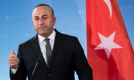 Ο Τσαβούσογλου επιβεβαιώνει την τουρκική αδιαλλαξία και προκλητικότητα