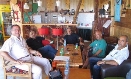Το Κινήματος Οικολόγων – Συνεργασία Πολιτών δίπλα στην Κοινότητα Σανίδας, στην ορεινή Λεμεσό