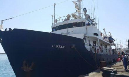 Για το ναυλωμένο από ακροδεξιούς πλοίο C Star