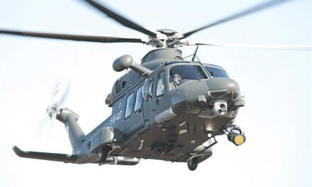 Από μεγαλοστομίες για την ασφάλεια και για τις διεθνείς συμφωνίες έχουμε χορτάσει, τώρα ας βρει η κυβέρνηση ανταλλακτικά για το ελικόπτερο της Ε.Φ.