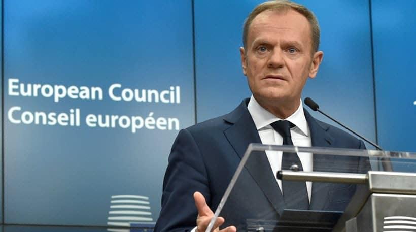 Σε θετική κατεύθυνση η δήλωση Τουσκ – Η Σύνοδος της Βάρνας δεν μπορεί να διεξαχθεί όσο η Τουρκία φέρεται ως πειρατής της Μεσογείου