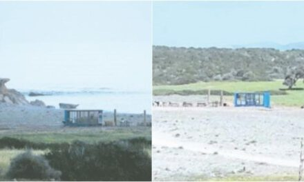 Απούσα η Επαρχιακή Διοίκηση Πάφου μπροστά στις νέες παρανομίες στην παραλία της περιοχής Λάρα