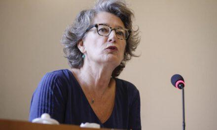 Στην Κύπρο εκ μέρους του Ευρωπαϊκού Πράσινου Κόμματος η κα Évelyne Huytebroeck