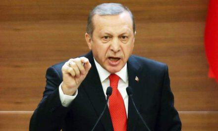 Εκτός ορίων ο Ερντογάν, συνεχίζει να προκαλεί