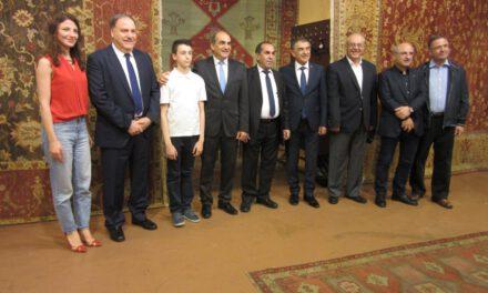 Στην Αρμενία ο Πρόεδρος του Κινήματος Οικολόγων – Συνεργασία Πολιτών κ. Γιώργος Περδίκης
