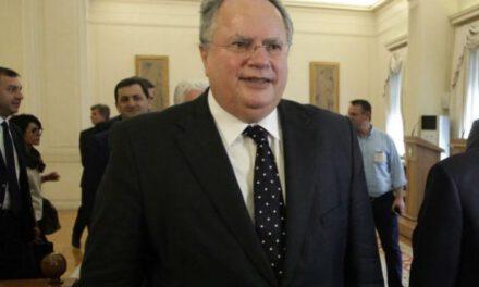 Ο Υπουργός Εξωτερικών της Ελλάδας επιβεβαίωσε τις ανησυχίες του Κινήματος Οικολόγων – Συνεργασία Πολιτών