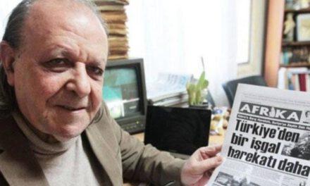 Απορρίπτουμε την παράνομη καταδίωξη της εφημερίδας «Αφρίκα» και των δημοσιογράφων Σενέρ Λεβέντ και Αλί Οσμάν