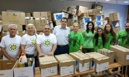 Απαραίτητη διευκρίνιση για την διαχείριση των χορηγιών και δωρεών για τους πυρόπληκτους της Αττικής