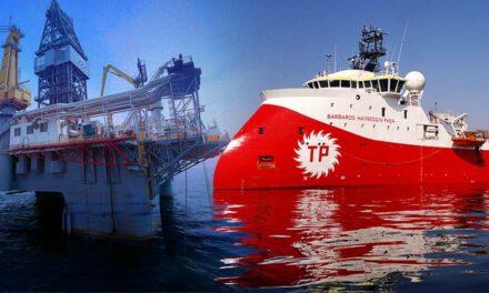Με την γεώτρηση συνεχίζονται οι Τουρκικές προκλήσεις