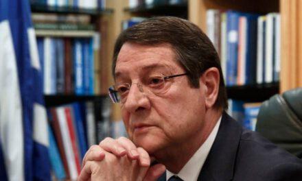 Ο Πρόεδρος Αναστασιάδης να θέσει τις επιλογές για το κυπριακό, ενώπιον  του Κυπριακού Λάου