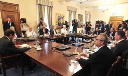 Ενώ ο Ακιντζί συσκέπτεται με τα τουρκοκυπριακά πολιτικά κόμματα, ο κ. Αναστασιάδης αρνείται να συγκαλέσει Εθνικό Συμβούλιο