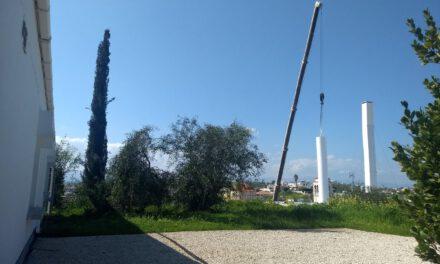 Οι κεραίες κινητής τηλεφωνίας αυξάνονται και περικυκλώνουν ολόκληρη γειτονιά στην Ανθούπολη