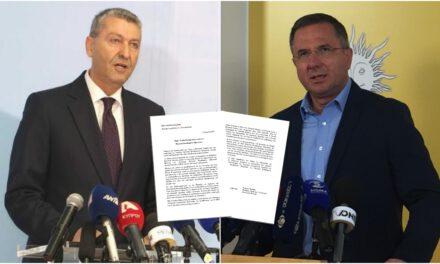 Επιστολή Λιλλήκα – Περδίκη προς ΠτΒ για να δώσει στη δημοσιότητα τον κατάλογο Πολιτικά Εκτεθειμένων Προσώπων που είχαν Μη Εξυπηρετούμενα Δάνεια