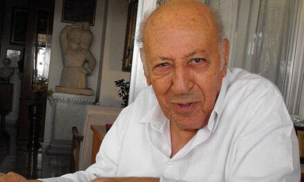 Θλίψη για τον θάνατο του δημοσιογράφου Γιώργου Μαυρογένη