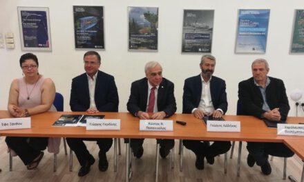 Συνάντηση Γ. Λιλλήκα και Γ. Περδίκη και υποψήφιων ευρωβουλευτών με Ινστιτούτο Κύπρου