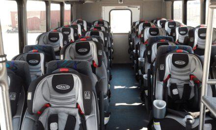 Χωρίς παιδικά καθίσματα θα μείνουν τα λεωφορεία όπως ενημερώνει τη Βουλή το Υπ. Μεταφορών