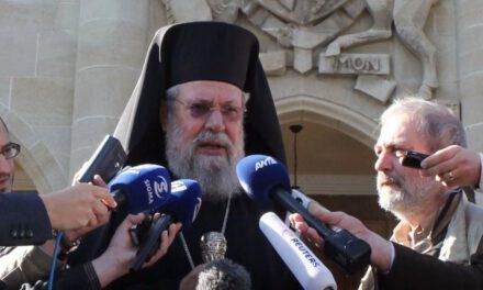 Οικολόγοι: «Θλιβερά απαράδεκτες και προκλητικές δηλώσεις του Αρχιεπισκόπου για τις αρχαιότητες της Γεροσκήπου»