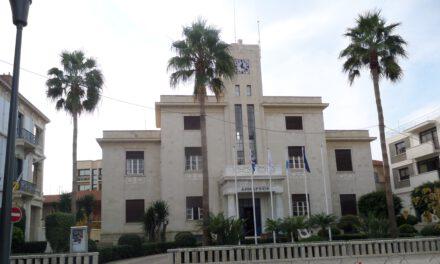 Περιοδεία Προέδρου Κινήματος Οικολόγων κ. Γιώργου Περδίκη στη Λεμεσό. Συναντήσεις με Δήμαρχο Λεμεσού και Παγκύπρια Οργάνωση Αποκατάστασης Αναπήρων