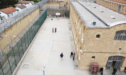 Συνάντηση αντιπροσωπείας του Κινήματος στις Κεντρικές Φυλακές