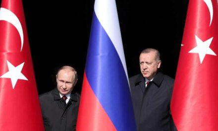 Οι Τούρκοι κατέφυγαν στα Fake News και διαδίδουν ότι η Ρωσία ετοιμάζεται να αναγνωρίσει το ψευδοκράτος.