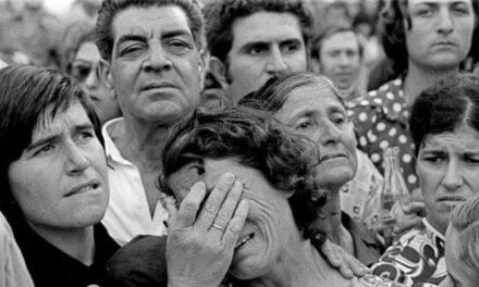 20 Ιουλίου: Σαράντα έξι χρόνια μετά και ο αγώνας συνεχίζεται