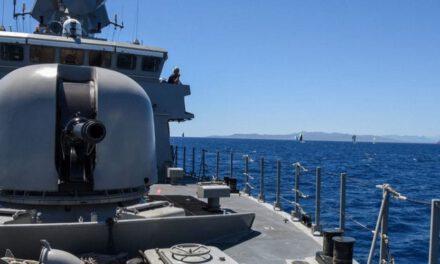 Μέχρι πότε θα παρακολουθεί η Ευρώπη αμέτοχη την θρασύτατη Τουρκία να συμπεριφέρεται ως πειρατής;
