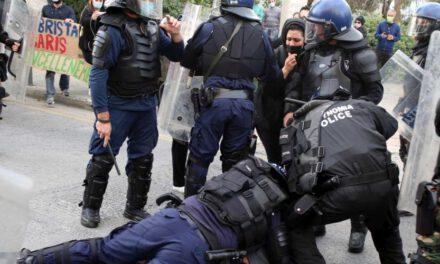 Η πορεία του Σαββάτου αποδεικνύει πως αποκλειστική ευθύνη για τα επεισόδια έχει η Κυβέρνηση και η Αστυνομία