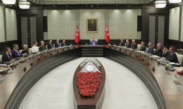 Καταδικάζουμε τη διχοτομική ανακοίνωση του Συμβουλίου Εθνικής Ασφάλειας Τουρκίας για λύση δύο κρατών