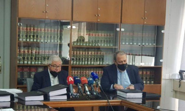 Ζητούμε το πόρισμα Νικολάτου για τα διαβατήρια να κατατεθεί στη Βουλή των Αντιπροσώπων