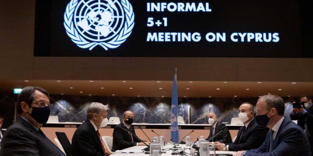 Οι απαράδεκτες διχοτομικές απαιτήσεις της Τουρκίας έγιναν «κεκτημένο» των διαπραγματεύσεων;