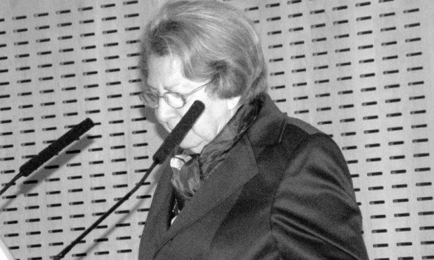 Το Κίνημα Οικολόγων – Συνεργασία Πολιτών εκφράζει τη θλίψη του για το θάνατο της Κλαίρης Αγγελίδου