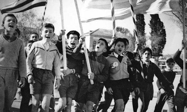 1η Απριλίου: Το παράδειγμα των προγόνων μας για τη διεκδίκηση της Ελευθερίας