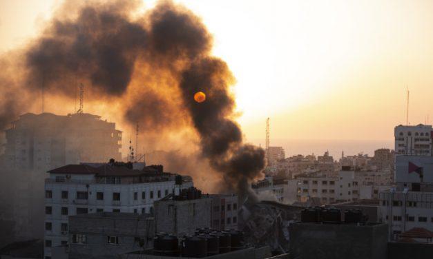 Να σταματήσει η αιματοχυσία στην Παλαιστίνη. Ζητούμε άμεση κατάπαυση του πυρός