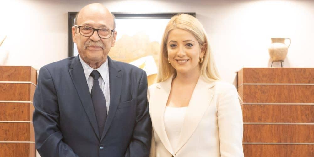 Εκφράζουμε τα θερμά μας συγχαρητήρια στην κ. Αννίτα Δημητρίου για την εκλογή της ως Πρόεδρος της Βουλής