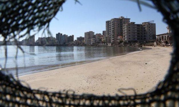 Καταδικάζουμε τις παράνομες ενέργειες του κατοχικού καθεστώτος για άνοιγμα άλλων 500 μέτρων παραλίας στην Αμμόχωστο