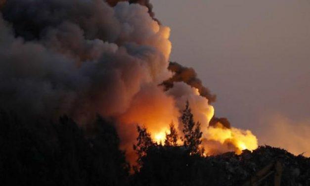 Απαράδεκτη παραπληροφόρηση για κινδύνους από πυρκαγιά στο Γέρι