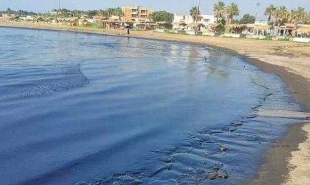 Πολύ λίγα πολύ αργά όσα γίνονται για τη διαρροή πετρελαίου από τη Συρία