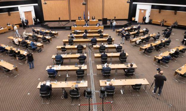 Κινητοποίηση ενάντια στη σεξιστική και φασιστική συμπεριφορά του βουλευτή του ΕΛΑΜ Αντρέα Θεμιστοκλέους