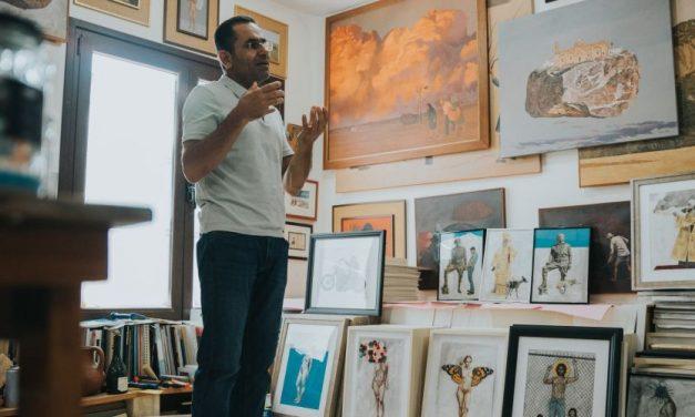 Απαράδεχτη η συνέχιση της πειθαρχικής εις βάρος του ζωγράφου Γιώργου Γαβριήλ