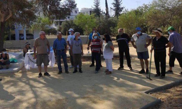 Επανεκκίνηση στην εκστρατεία δεντροφυτεύσεων «Κάθε ψήφος και δέντρο!»
