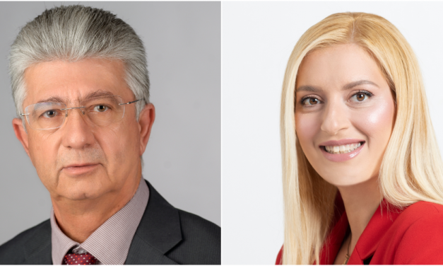 Υποψήφιοι Αντιπρόεδροι Α' του Κινήματος, κατέρχονται ο κ. Σταύρος Αλαμπρίτης και η κ. Αλεξία Σακαδάκη